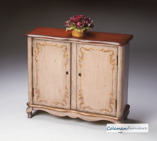 Shell Gray 1737232 Console Chest