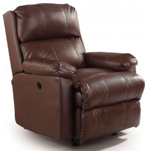 Timeless Brown Recliner
