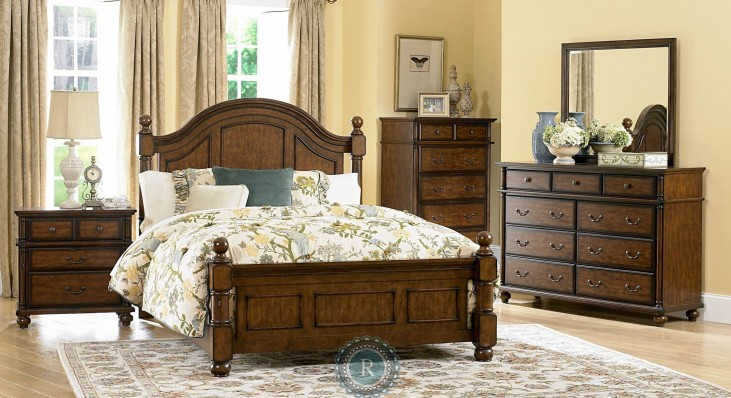 Langston Poster Bedroom Set