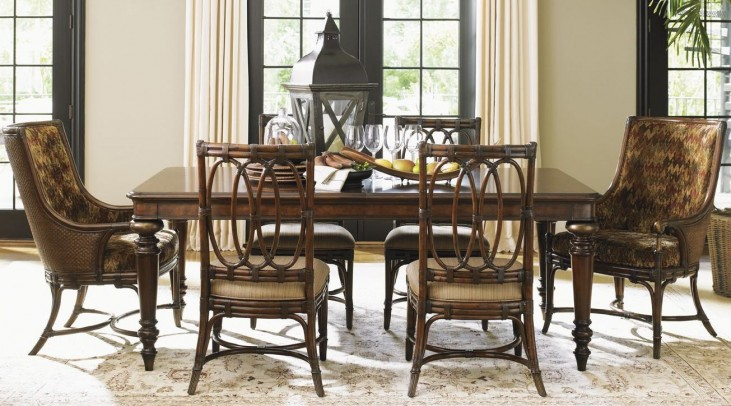 Landara Pelican Hill Rectangular Dining Room Set