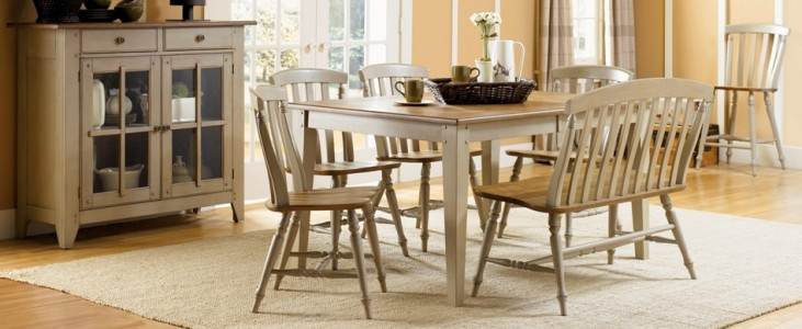 Al Fresco Rectangular Dining Room Set