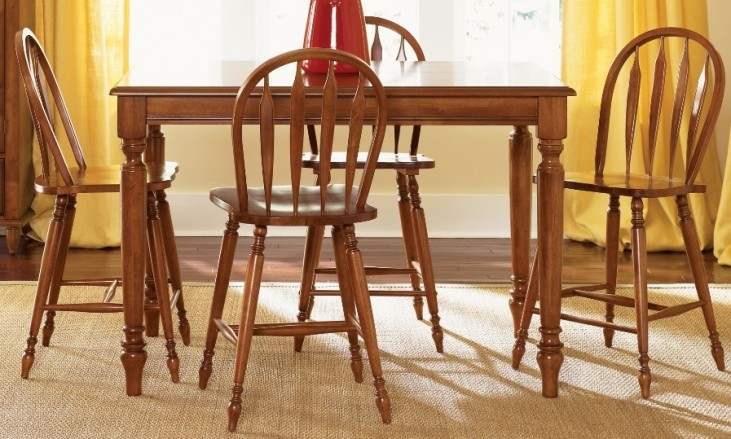 Low Country Bronze Counter Height Dining Set
