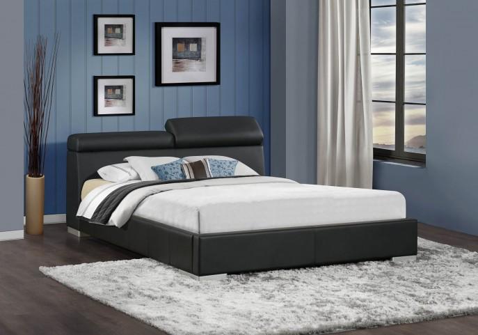 Maya King platform Bed