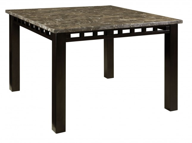 Gateway Brown and Grey Counter Height Table
