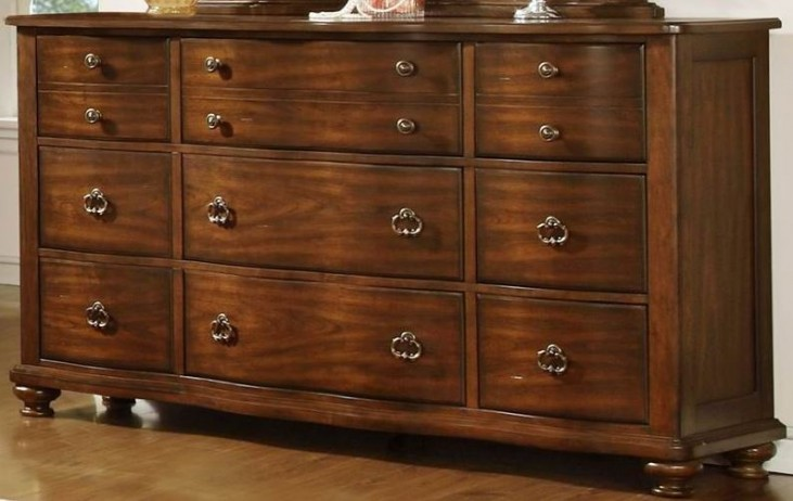 Davina Brown Cherry Dresser
