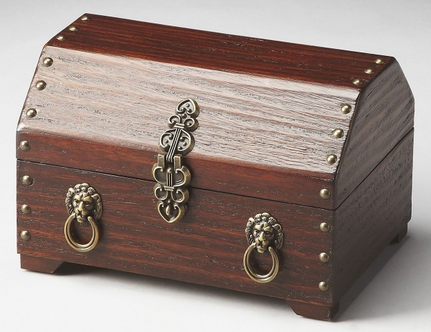 Sausalito Hors D'Oeuvres Plantation Cherry Jewelry Box