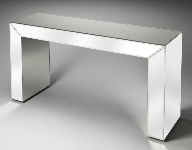 Emerson Loft Mirror Console Table