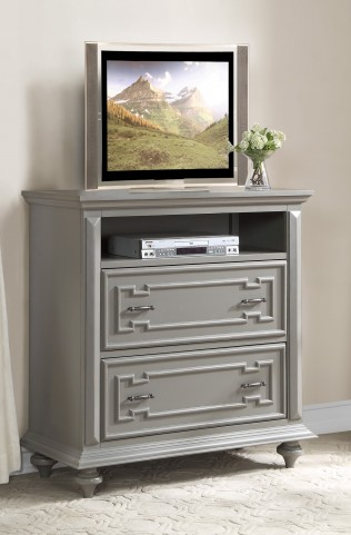 Marceline Grey Tv Chest