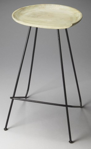 Hamlin Metalworks Bar Stool