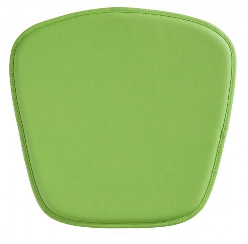 Wire/Mesh Cushion Green