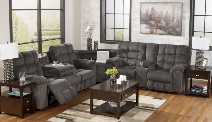 Acieona Slate Living Room Set