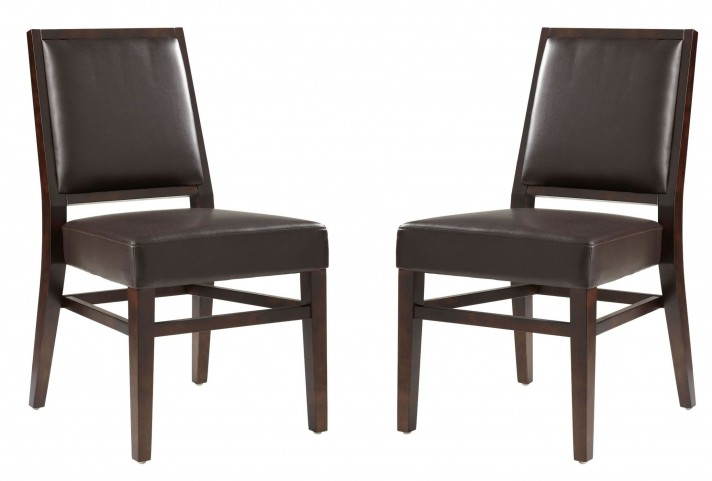 Citizen Brown Dining Chair Set of 2