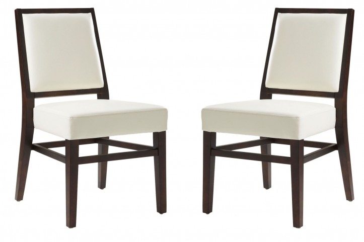 Citizen Ivory Dining Chair Set of 2