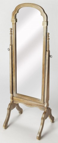 Meredith Driftwood Cheval Mirror
