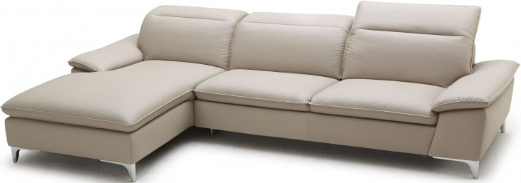 1911B Taupe LAF Chaise Sectional