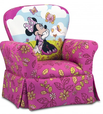 Disney Mickey Mouse Clubhouse Cuddly Cuties Skirted Rocker