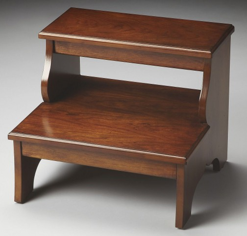 Masterpiece Chestnut Stain Step Stool
