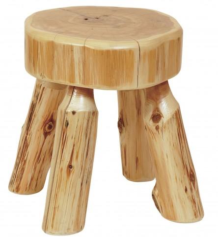 Cedar Small Stool