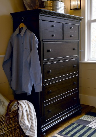 Down Home Molasses 6 Drawer Chest