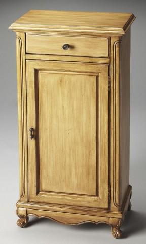 Masterpiece Loomis Honey Brown Door Chest