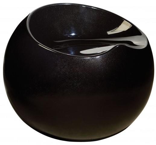 Ergo Sphere Black Barstool