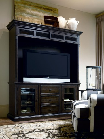 Down Home Molasses Entertainment Center