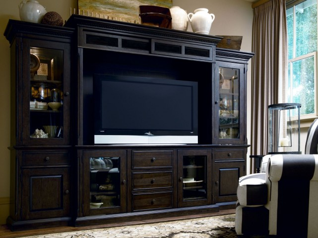 Down Home Molasses Entertainment Wall Unit