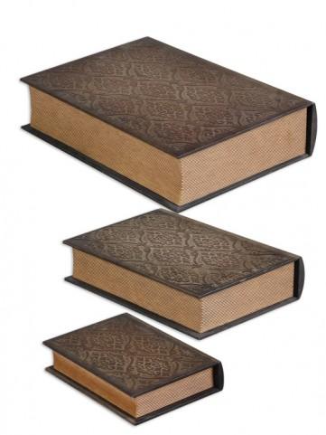 Script Boxes Set of 3