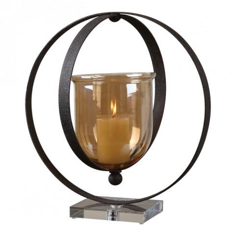 Charon Metal Candleholder