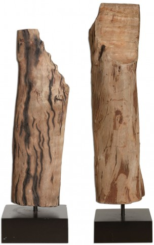 Balsam Mango Wood Set of 2