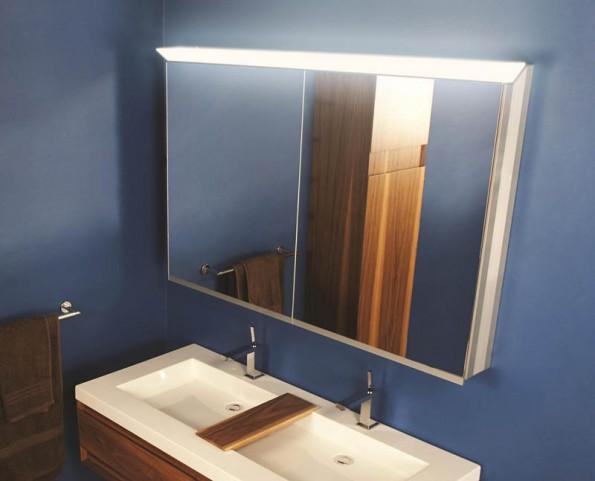 """Priolo 31"""" Mirror Cabinet"""