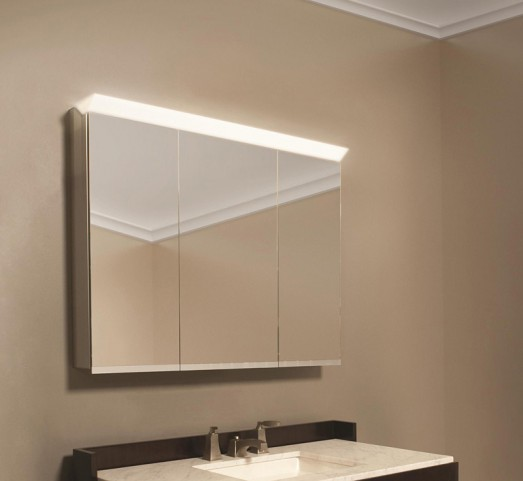 "Priolo 39"" Left Hinge Mirror Cabinet"