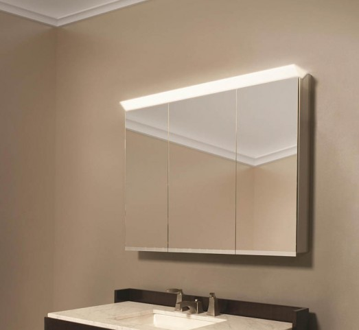 "Priolo 39"" Right Hinge Mirror Cabinet"