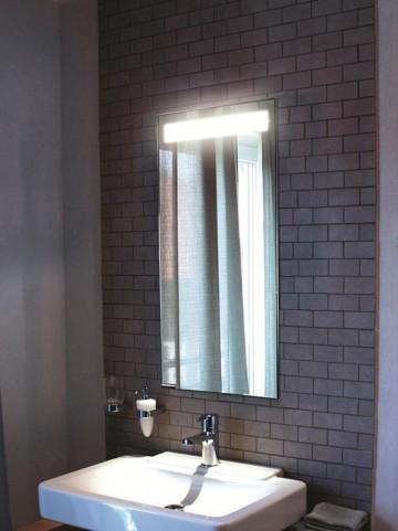 """Diamando 19"""" Hinge Right Mirror Cabinet"""