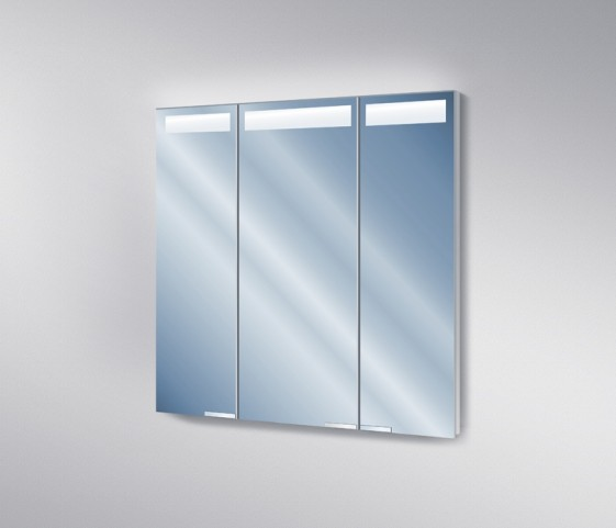 "Diamando 39"" Hinge Right 2 Light Mirror Cabinet"