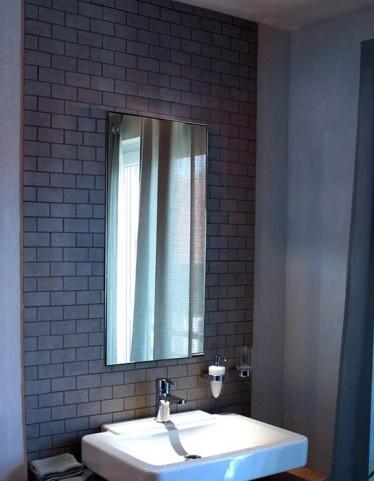 """Diamando None Electric 19"""" Hinge Right Mirror Cabinet"""