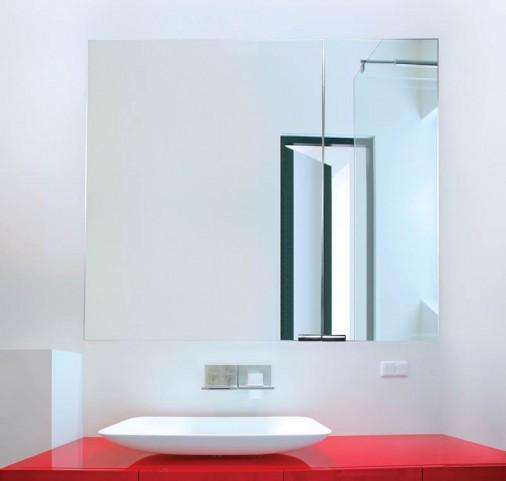 """Diamando None Electric 35"""" Hinge Left Mirror Cabinet"""