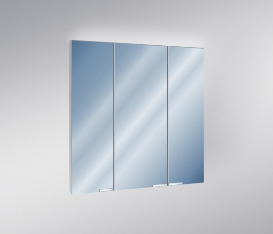 "Diamando None Electric 39"" Hinge Left Mirror Cabinet"