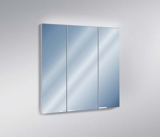 "Diamando None Electric 39"" Hinge Right Mirror Cabinet"