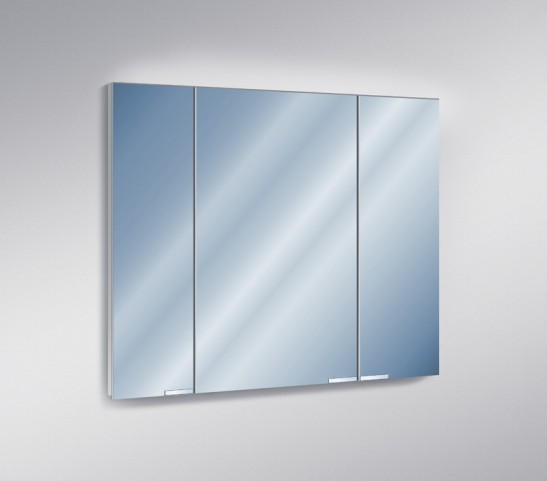 "Diamando None Electric 47"" Hinge Left Mirror Cabinet"