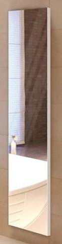 "Tall 60"" Semi Recessed Left Hinge Mirror Cabinet"