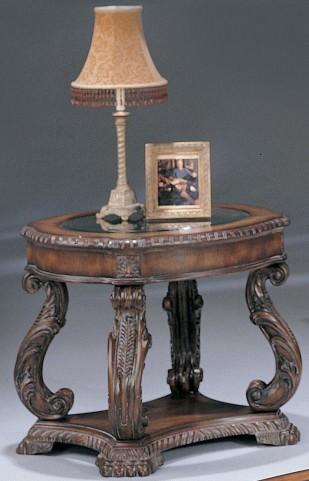 Doyle End Table - 3891