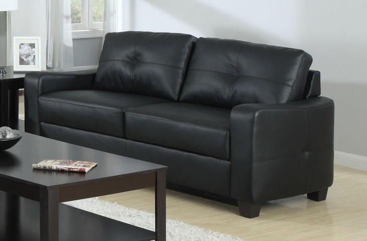Jasmine Black Sofa - 502721