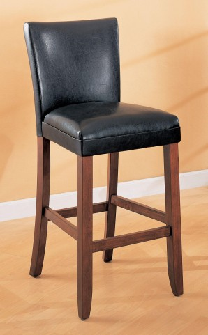 Soho Black Barstool Set of 2