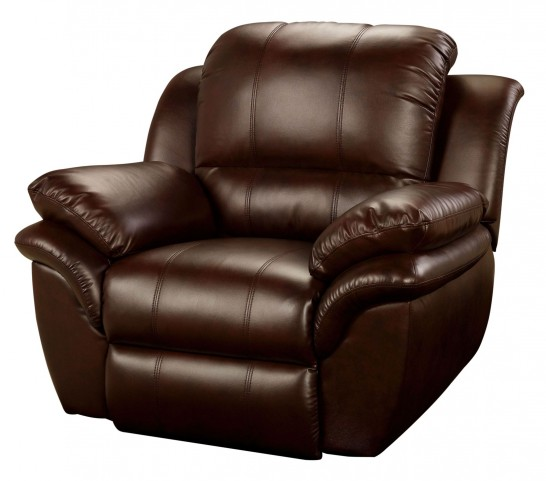 Cabo Brown Power Recliner