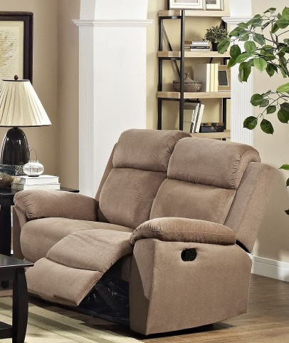 Samantha Brown Dual Reclining Loveseat