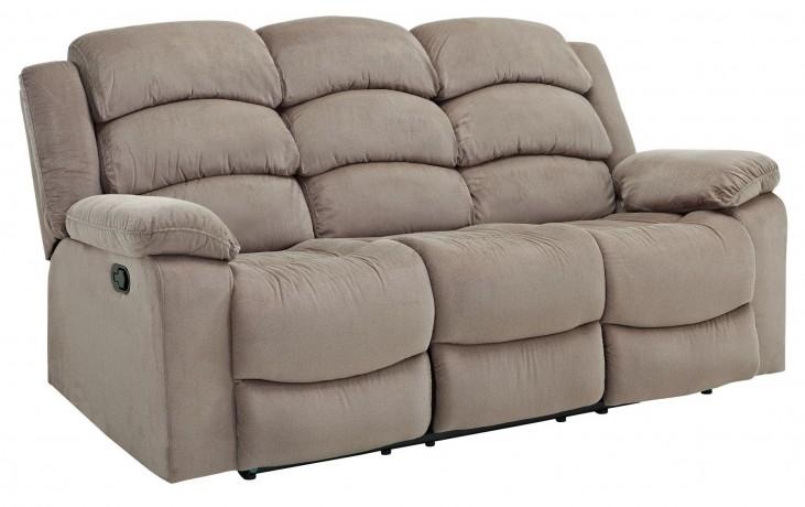 Miranda Brown Dual Reclining Sofa