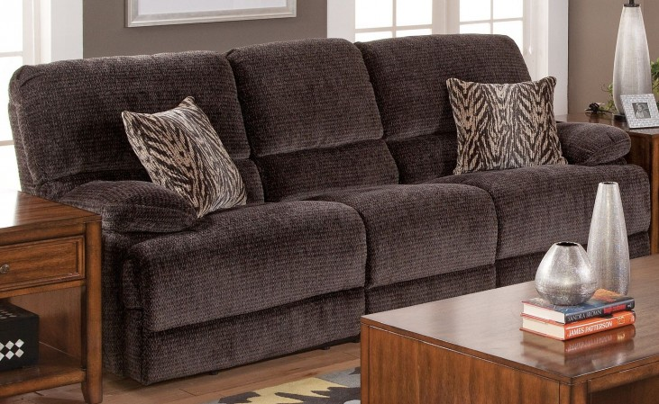 Idhao Rumour Shadow Dual Reclining Sofa