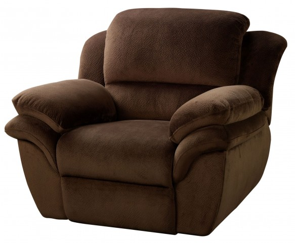 Pebble Beach Chocolate Recliner