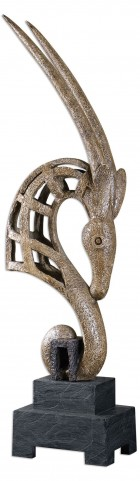 Amias Metal Sculpture